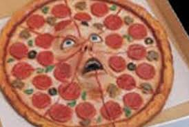 Pizza face prevention time